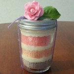 Cake jars - customised